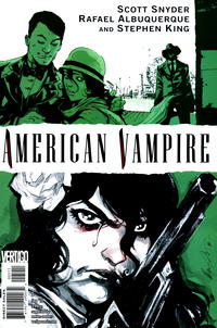 Cover Thumbnail for American Vampire (DC, 2010 series) #5 [Direct]