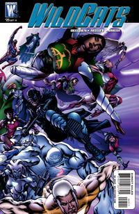 Cover Thumbnail for Wildcats (DC, 2008 series) #25