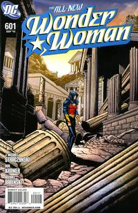 Cover Thumbnail for Wonder Woman (DC, 2006 series) #601