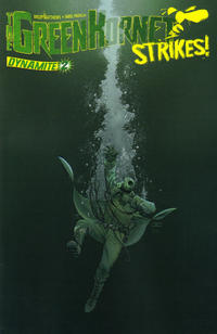 Cover Thumbnail for The Green Hornet Strikes (Dynamite Entertainment, 2010 series) #2