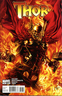 Cover Thumbnail for Thor (Marvel, 2007 series) #612