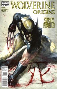 Cover Thumbnail for Wolverine: Origins (Marvel, 2006 series) #50