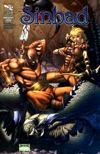 Cover Thumbnail for Sinbad (Zenescope Entertainment, 2010 series) #10