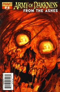 Cover Thumbnail for Army of Darkness (Dynamite Entertainment, 2007 series) #2 [Arthur Suydam Cover]