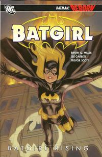 Cover Thumbnail for Batgirl: Batgirl Rising (DC, 2010 series)