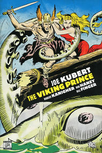 Cover Thumbnail for The Viking Prince (DC, 2010 series)