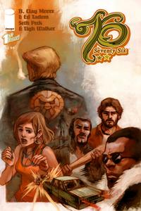 Cover for '76 (Image, 2008 series) #1