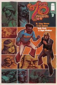 Cover Thumbnail for '76 (Image, 2008 series) #2