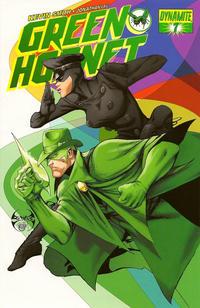 Cover for Green Hornet (Dynamite Entertainment, 2010 series) #7 [Joe Benitez Cover]