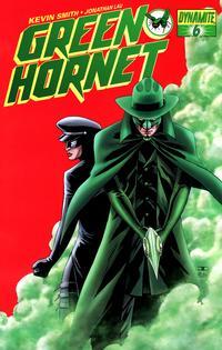 Cover Thumbnail for Green Hornet (Dynamite Entertainment, 2010 series) #6 [John Cassaday Cover]