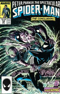 Cover Thumbnail for The Spectacular Spider-Man (Marvel, 1976 series) #132 [Direct]