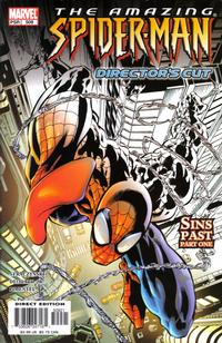 Cover Thumbnail for Amazing Spider-Man 509 Director's Cut (Marvel, 2004 series)