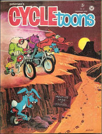 Cover Thumbnail for CYCLEtoons (Petersen Publishing, 1968 series) #February 1968 [1]