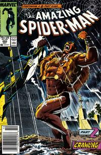 Cover Thumbnail for The Amazing Spider-Man (Marvel, 1963 series) #293 [Newsstand]