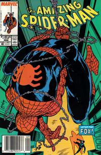 Cover for The Amazing Spider-Man (Marvel, 1963 series) #304 [Newsstand]