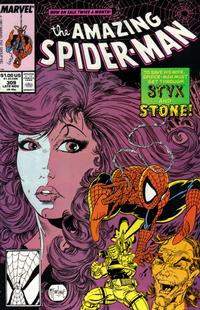 Cover Thumbnail for The Amazing Spider-Man (Marvel, 1963 series) #309 [Direct]