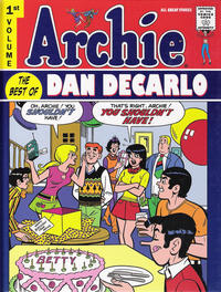 Cover Thumbnail for Archie: The Best of Dan DeCarlo (IDW, 2010 series) #1