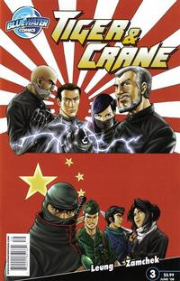 Cover Thumbnail for Tiger and Crane (Bluewater / Storm / Stormfront / Tidalwave, 2008 series) #3