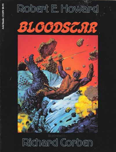 Cover for Bloodstar (Ariel Books, 1979 series)