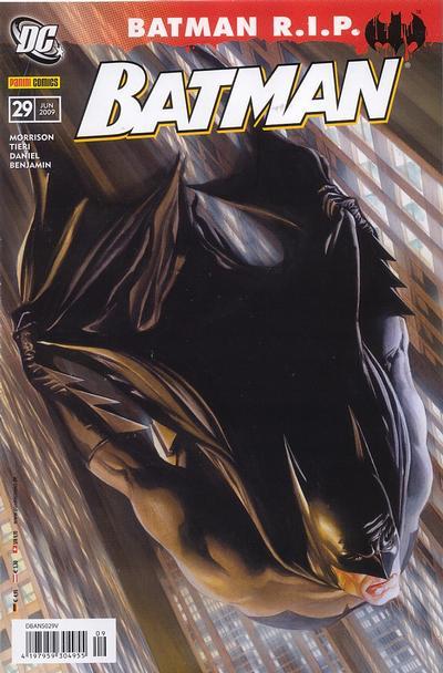 Cover for Batman (Panini Deutschland, 2007 series) #29