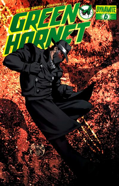 Cover for Green Hornet (Dynamite Entertainment, 2010 series) #6 [Alex Ross Cover]