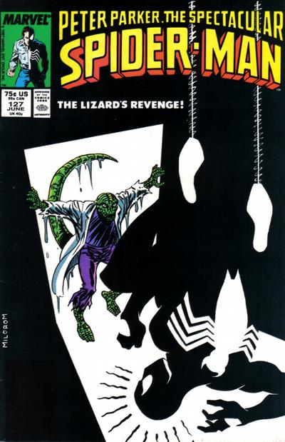 Cover for The Spectacular Spider-Man (Marvel, 1976 series) #127 [direct]