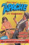 Cover for Apache (Semic, 1980 series) #1/1980