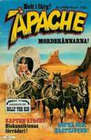 Cover for Apache (Semic, 1980 series) #3/1980
