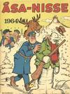 Cover for Åsa-Nisse [julalbum] [delas] (Åhlén & Åkerlunds, 1959 series) #1964