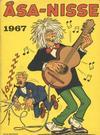 Cover for Åsa-Nisse [julalbum] [delas] (Åhlén & Åkerlunds, 1959 series) #1967