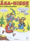 Cover for Åsa-Nisse [julalbum] [delas] (Åhlén & Åkerlunds, 1959 series) #1972