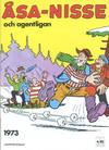 Cover for Åsa-Nisse [julalbum] [delas] (Åhlén & Åkerlunds, 1959 series) #1973