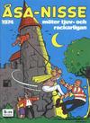 Cover for Åsa-Nisse [julalbum] [delas] (Åhlén & Åkerlunds, 1959 series) #1974