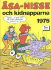 Cover for Åsa-Nisse [julalbum] (Semic, 1963 ? series) #1975
