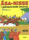 Cover for Åsa-Nisse [julalbum] (Semic, 1963 ? series) #1976