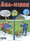 Cover for Åsa-Nisse [julalbum] (Semic, 1963 ? series) #1978