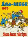 Cover for Åsa-Nisse [julalbum] (Semic, 1963 ? series) #1979
