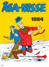 Cover for Åsa-Nisse [julalbum] (Semic, 1963 ? series) #1984