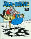 Cover for Åsa-Nisse [julalbum] (Semic, 1963 ? series) #1985