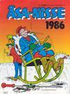 Cover for Åsa-Nisse [julalbum] (Semic, 1963 ? series) #1986
