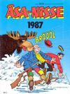 Cover for Åsa-Nisse [julalbum] (Semic, 1963 ? series) #1987