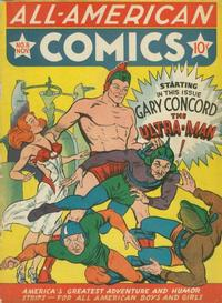 Cover Thumbnail for All-American Comics (DC, 1939 series) #8