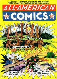 Cover Thumbnail for All-American Comics (DC, 1939 series) #9