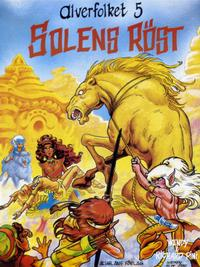 Cover Thumbnail for Alverfolket (Alvglans, 1983 series) #5