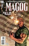 Cover for Magog (DC, 2009 series) #12