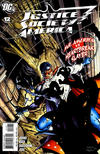 Cover Thumbnail for Justice Society of America (2007 series) #12 [Incentive Cover Edition]