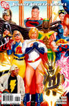 Cover Thumbnail for Justice Society of America (2007 series) #26 [Right Side of Triptych]
