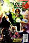 Cover for Justice Society of America (DC, 2007 series) #5 [Phil Jimenez Cover]