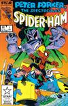 Cover Thumbnail for Peter Porker, the Spectacular Spider-Ham (1985 series) #1 [direct]