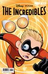 Cover for The Incredibles (Boom! Studios, 2009 series) #4 [Cover A]